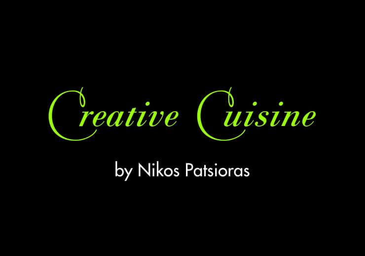 Creative Cuizine Λογότυπο Chef
