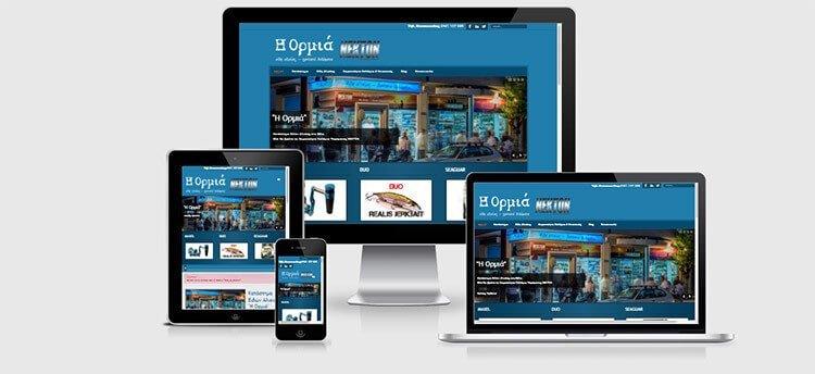 Σχεδιασμός και κατασκευή ιστοσελίδας ΝΕΚΤΟΝ