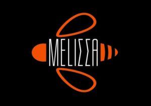 MELISSA λογότυπο συσκευασίας μελιού