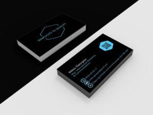 Σχεδιασμός Επαγγελματικής κάρτας από γραφίστα
