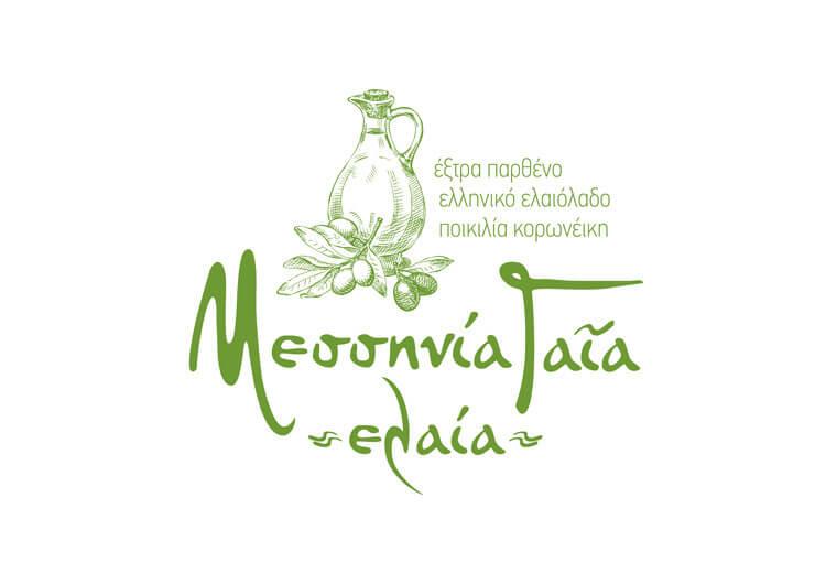 Λογότυπο Ελαιολάδου σχεδιασμός από γραφίστα
