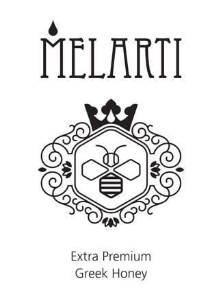 Λογότυπο μελιού ΜΕLARTI