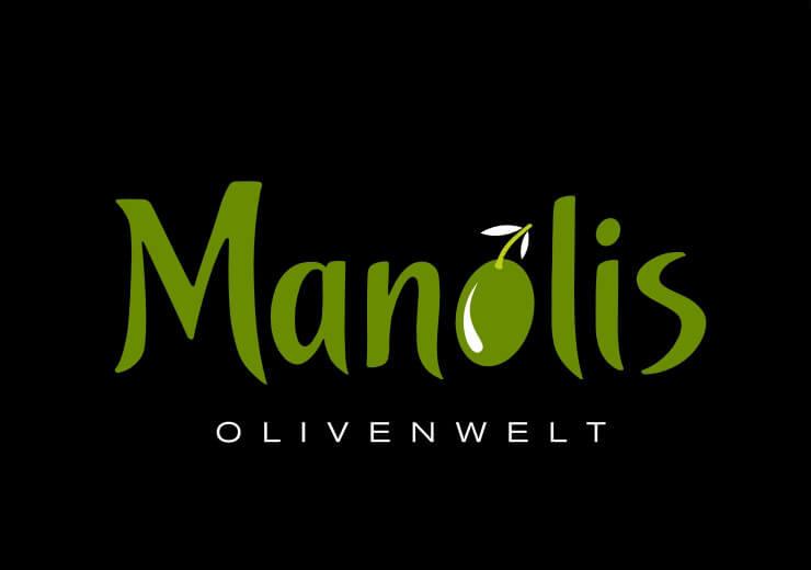 λογότυπο MANOLIS - olivenwelt