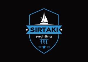Σχεδιασμός Λογοτύπου SIRTAKI yachting από γραφίστα