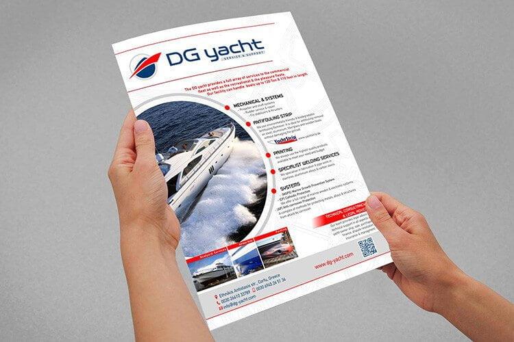 grafistas-sxediasmos-diafimistiko-fylladio-dg-yachts-monofyllo-a4