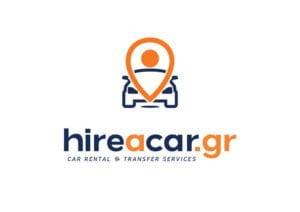Σχεδιασμός λογοτύπου για car rental