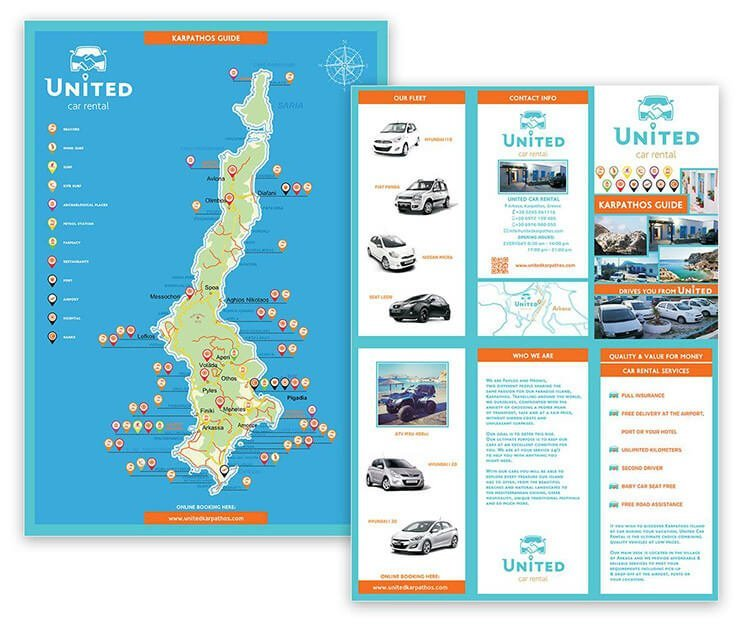 grafistas-diafimistiko-fylladio-guide-map-rent-a-car-xartis-sxediasmos