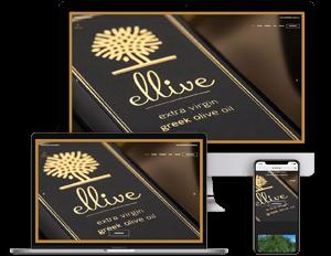 Σχεδιασμός και κατασκευή ιστοσελίδας από γραφίστα ιστοσελίδων για ελαιόλαδο (λάδι) προς εξαγωγή